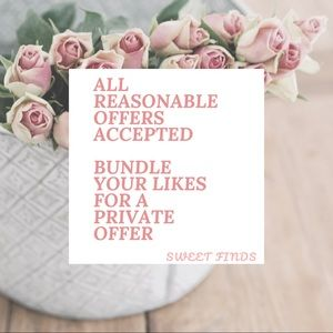 💕🌸OFFERS and BUNDLES!!!🌸💕